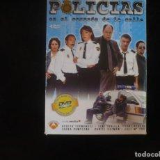 Serie di TV: POLICIAS EN EL CORAZON DE LA CALLE - 4 DVD COMO NUEVOS UNO DE ELLOS PRECINTADO. Lote 282191048