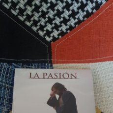 Series de TV: DVD LA PASIÓN, MINISERIE (ART. PRECINTADO). Lote 283291168