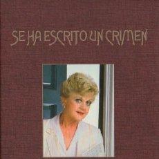 Séries de TV: SE HA ESCRITO UN CRIMEN. TEMPORADA CUATRO (6 DISCOS) DVD-8078. Lote 283507823