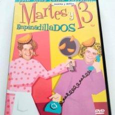 Series de TV: DVD PACK 4 DVDS - MARTES Y 13 - ¡PERO MIRA COMO VUELVEN!. Lote 283576293