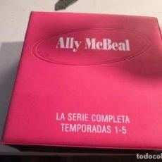 Series de TV: ESTUCHE ALLY MCBEAL: SERIE TEMPORADAS 1-5. HAY 6 DVD POR TEMPORADA. Lote 283705063