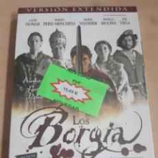 Series de TV: DVD LOS BORGIA (PRECINTADO). Lote 283837768