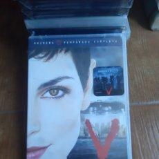 Series de TV: DVD SERIE V (PRECINTADO). Lote 283897548