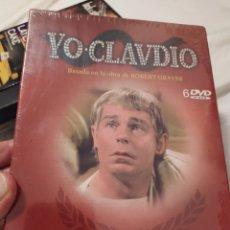 Serie di TV: DVD SERIE YO CLAVDIO. Lote 284321988