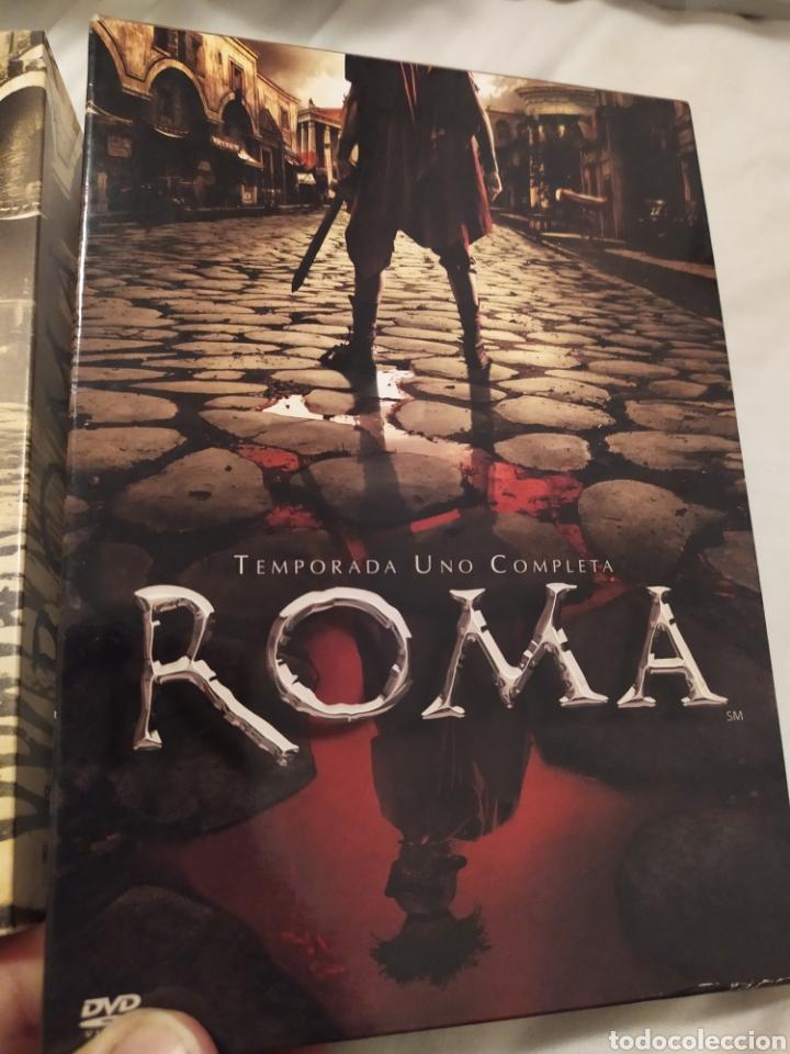 Series de TV: Dvd series Roma 2 temporada - Foto 2 - 284322613