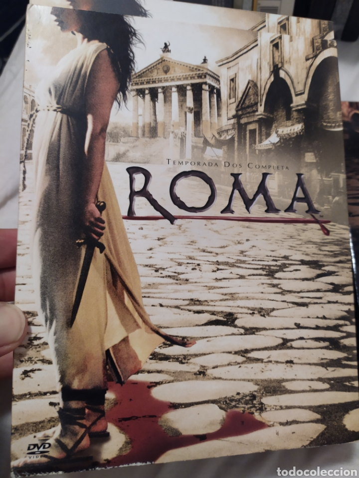 Series de TV: Dvd series Roma 2 temporada - Foto 3 - 284322613