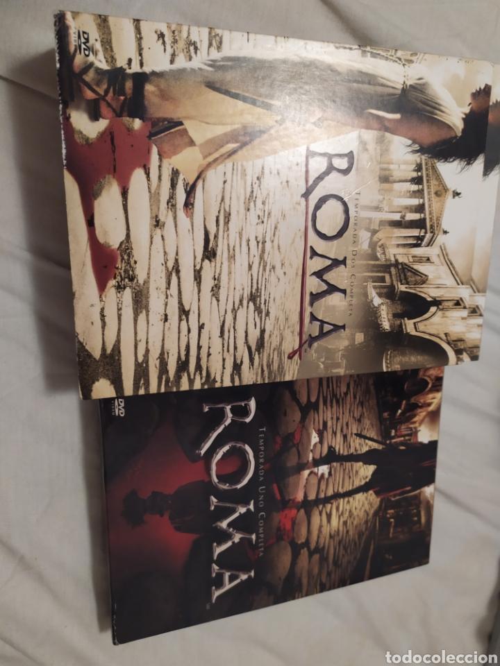DVD SERIES ROMA 2 TEMPORADA (Series TV en DVD)