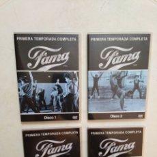 Series de TV: FAMA SERIE TV ( 4 DVD ) 1 TEMPORADA COMPLETA ( 16 EPISODIOS ). Lote 284811158