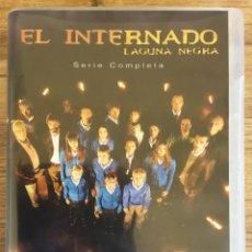Series de TV: EL INTERNADO SERIE COMPLETA 7 TEMPORADAS 18 DVD COLECCIÓN COMPLETA. Lote 285254753