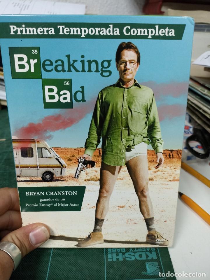 BREAKING BAD. 1. TEMPORADA COMPLETA (Series TV en DVD)