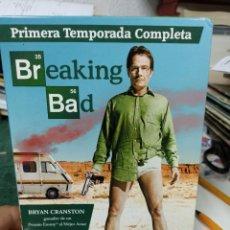 Series de TV: BREAKING BAD. 1. TEMPORADA COMPLETA. Lote 285577213
