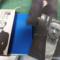 Séries de TV: HOUSE IF CARDS. 1 Y 2 TEMPORADA COMPLETA. Lote 285578163