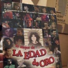 Serie di TV: DVD LO MEJOR DE LA EDAD DE ORO. Lote 285634838