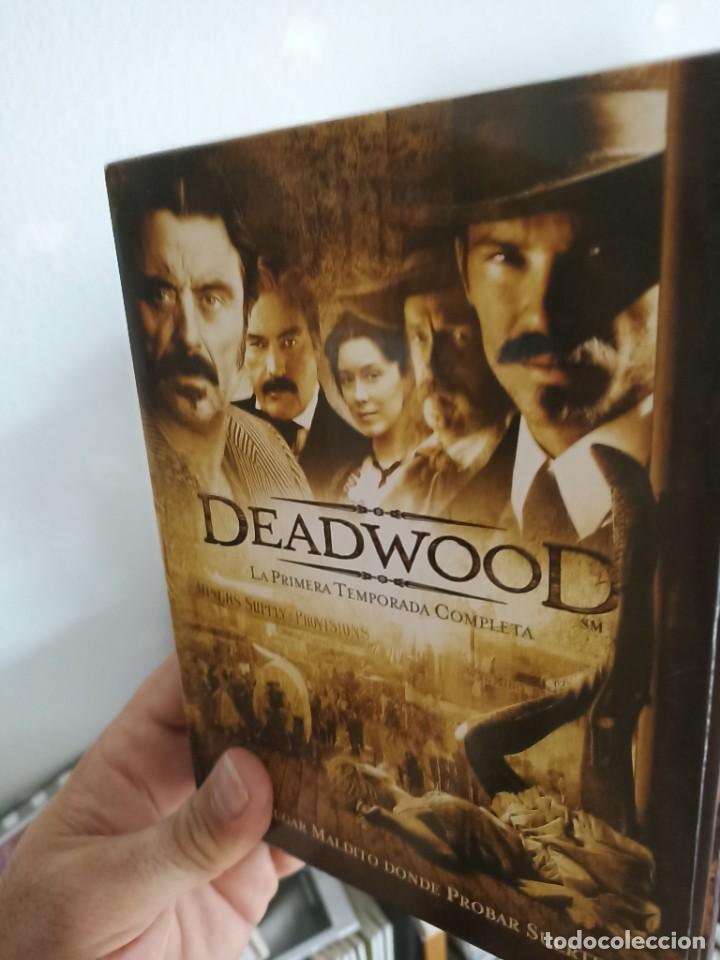 DEADWOOD. PRIMERA TEMPORADA COMPLETA (Series TV en DVD)