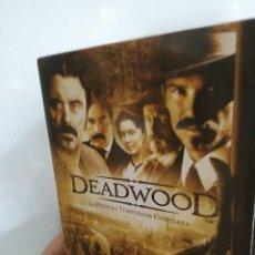 Series de TV: DEADWOOD. PRIMERA TEMPORADA COMPLETA. Lote 286170723