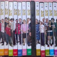 """Series de TV: LOTE 15 DVD'S """"AQUÍ NO HAY QUIEN VIVA"""", COLECCIÓN // LA QUE SE AVECINA AÍDA HOMBRES DE PACO 7 VIDAS. Lote 286201943"""