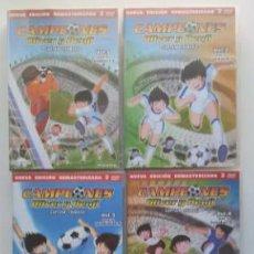 Series de TV: 4 DVD'S DE LA PRIMERA TEMPORADA DE OLIVER Y BENJI. Lote 287131298