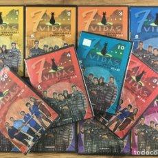 Series de TV: 7 VIDAS SERIE COMPLETA 100 DVD 15 TEMPORADAS COLECCIÓN COMPLETA 204 EPISODIOS. Lote 287488813