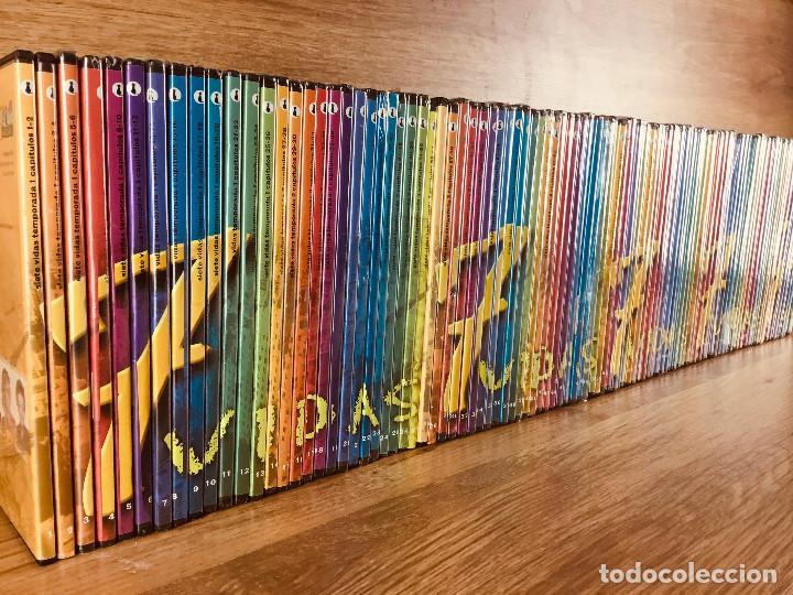 Series de TV: 7 VIDAS SERIE COMPLETA 100 DVD 15 TEMPORADAS COLECCIÓN COMPLETA 204 EPISODIOS - Foto 2 - 287488813
