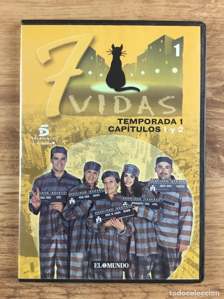 Series de TV: 7 VIDAS SERIE COMPLETA 100 DVD 15 TEMPORADAS COLECCIÓN COMPLETA 204 EPISODIOS - Foto 3 - 287488813