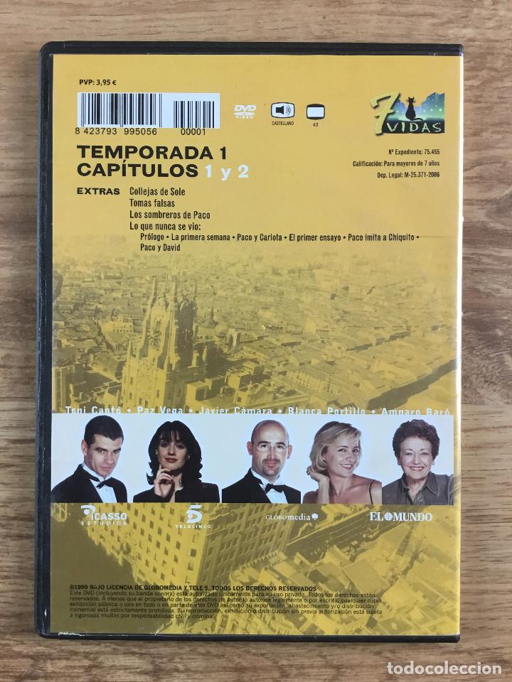 Series de TV: 7 VIDAS SERIE COMPLETA 100 DVD 15 TEMPORADAS COLECCIÓN COMPLETA 204 EPISODIOS - Foto 4 - 287488813