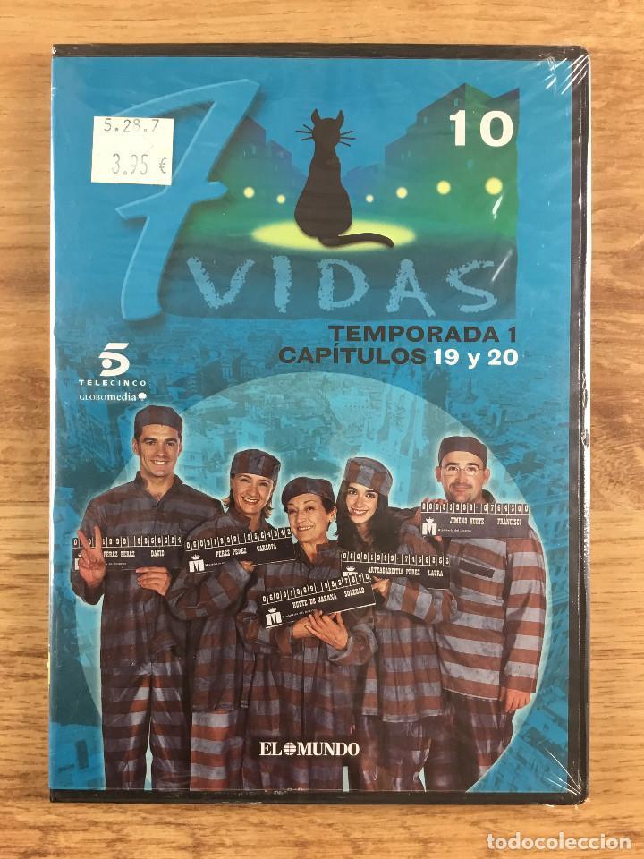 Series de TV: 7 VIDAS SERIE COMPLETA 100 DVD 15 TEMPORADAS COLECCIÓN COMPLETA 204 EPISODIOS - Foto 5 - 287488813