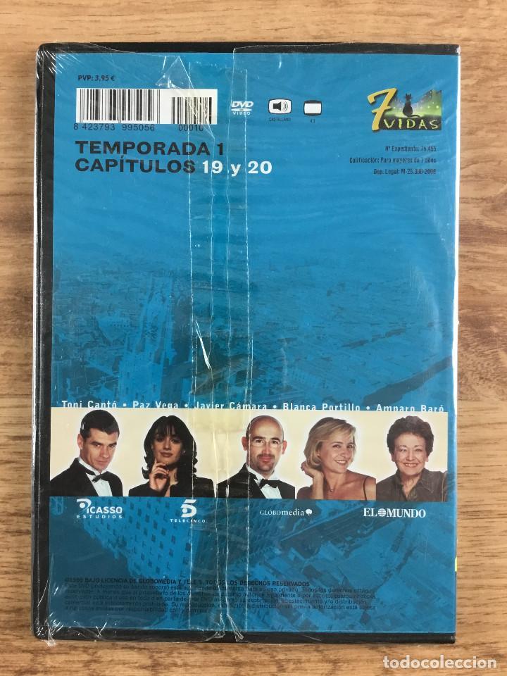 Series de TV: 7 VIDAS SERIE COMPLETA 100 DVD 15 TEMPORADAS COLECCIÓN COMPLETA 204 EPISODIOS - Foto 6 - 287488813