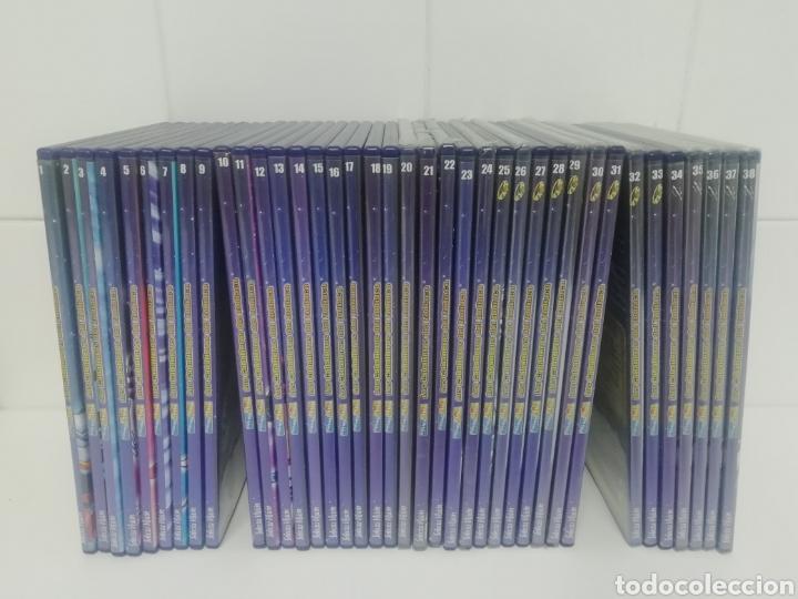 Series de TV: CABALLEROS DEL ZODIACO - SAINT SEYA- COLECCION COMPLETA 38 DVDS. - Foto 2 - 287595463