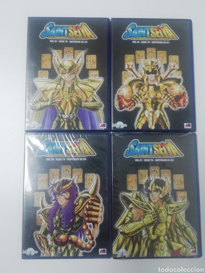 Series de TV: CABALLEROS DEL ZODIACO - SAINT SEYA- COLECCION COMPLETA 38 DVDS. - Foto 6 - 287595463