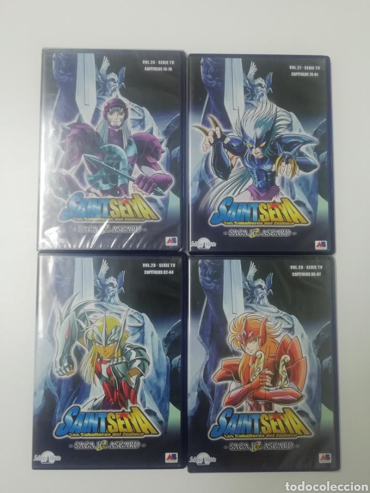 Series de TV: CABALLEROS DEL ZODIACO - SAINT SEYA- COLECCION COMPLETA 38 DVDS. - Foto 8 - 287595463