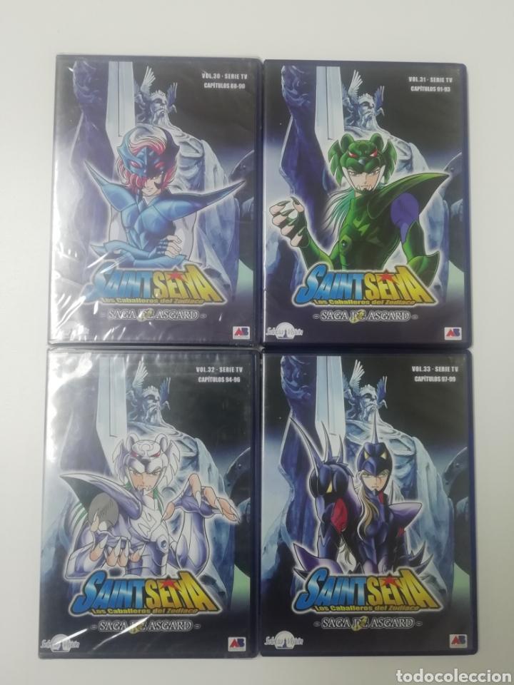 Series de TV: CABALLEROS DEL ZODIACO - SAINT SEYA- COLECCION COMPLETA 38 DVDS. - Foto 9 - 287595463