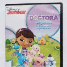 Series de TV: DOCTORA JUGUETES LA AMISTAD ES LA MEJOR MEDICINA DVD DISNEY JUNIOR. Lote 287609463