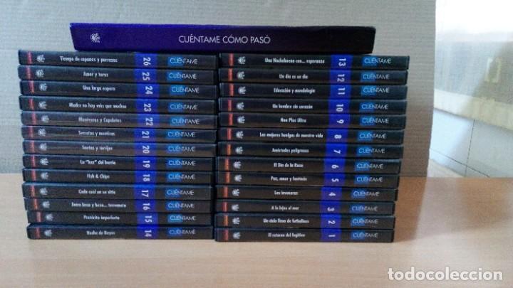 COLECCION DE LOS PRIMEROS 26 DVD,S DE LA SERIE CUENTAME DE TVE + FASCICULOS (Series TV en DVD)