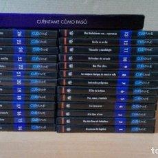 Series de TV: COLECCION DE LOS PRIMEROS 26 DVD,S DE LA SERIE CUENTAME DE TVE + FASCICULOS. Lote 287742223