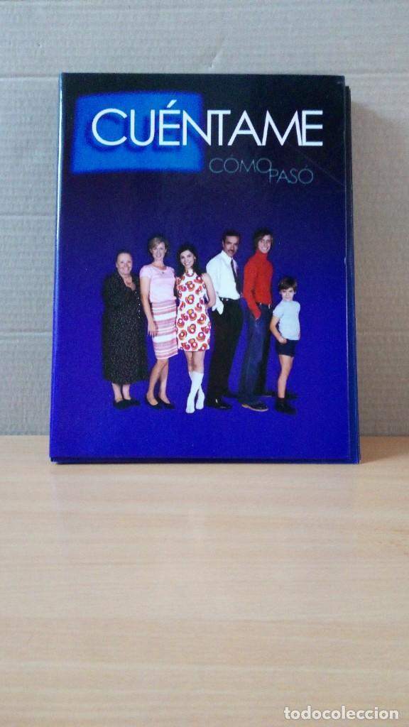 Series de TV: COLECCION DE LOS PRIMEROS 26 DVD,S DE LA SERIE CUENTAME DE TVE + FASCICULOS - Foto 2 - 287742223