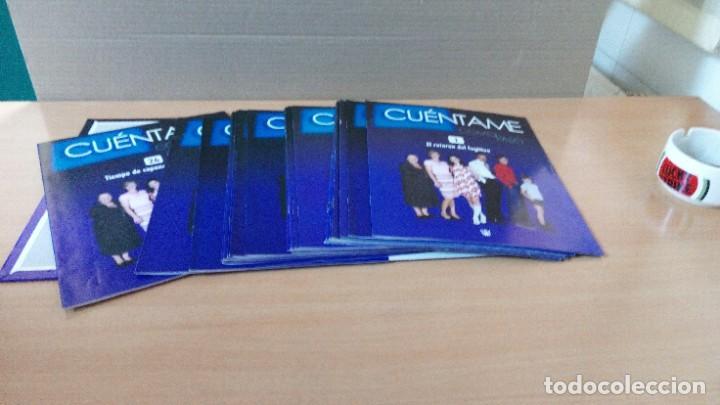 Series de TV: COLECCION DE LOS PRIMEROS 26 DVD,S DE LA SERIE CUENTAME DE TVE + FASCICULOS - Foto 4 - 287742223