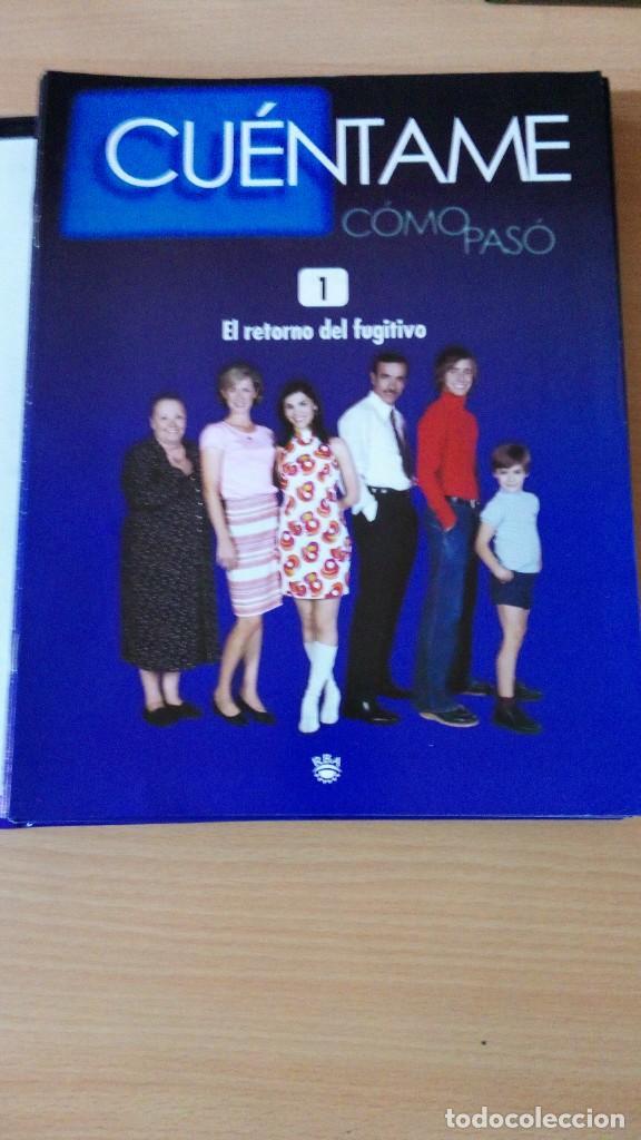 Series de TV: COLECCION DE LOS PRIMEROS 26 DVD,S DE LA SERIE CUENTAME DE TVE + FASCICULOS - Foto 5 - 287742223