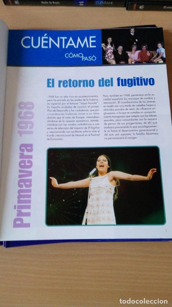 Series de TV: COLECCION DE LOS PRIMEROS 26 DVD,S DE LA SERIE CUENTAME DE TVE + FASCICULOS - Foto 6 - 287742223
