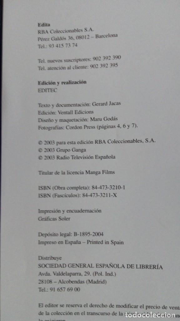 Series de TV: COLECCION DE LOS PRIMEROS 26 DVD,S DE LA SERIE CUENTAME DE TVE + FASCICULOS - Foto 7 - 287742223