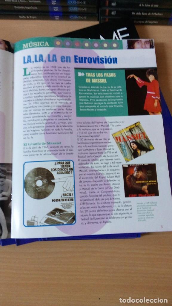 Series de TV: COLECCION DE LOS PRIMEROS 26 DVD,S DE LA SERIE CUENTAME DE TVE + FASCICULOS - Foto 8 - 287742223