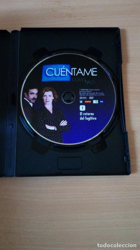 Series de TV: COLECCION DE LOS PRIMEROS 26 DVD,S DE LA SERIE CUENTAME DE TVE + FASCICULOS - Foto 11 - 287742223