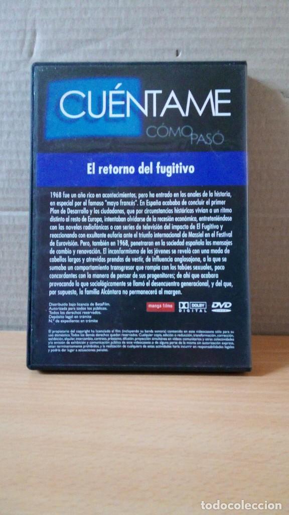 Series de TV: COLECCION DE LOS PRIMEROS 26 DVD,S DE LA SERIE CUENTAME DE TVE + FASCICULOS - Foto 12 - 287742223