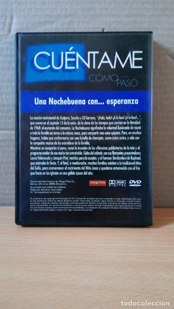 Series de TV: COLECCION DE LOS PRIMEROS 26 DVD,S DE LA SERIE CUENTAME DE TVE + FASCICULOS - Foto 14 - 287742223