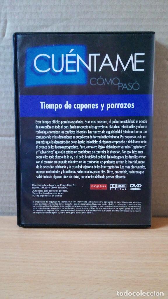 Series de TV: COLECCION DE LOS PRIMEROS 26 DVD,S DE LA SERIE CUENTAME DE TVE + FASCICULOS - Foto 16 - 287742223