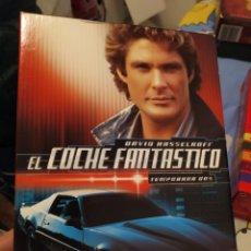 Séries de TV: SERIE DVD EL COCHE FANTASTICO 2 TEMPORADA. Lote 287962508