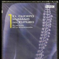 Series de TV: EL MILAGRO DE LA REGENERACIÓN / EL CUERPO HUMANO DEL FUTURO, 1 - BBC/PLANETA-DEAGOSTINI, 2009. Lote 288025388