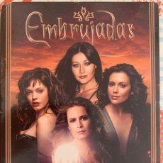 Series de TV: EMBRUJADAS( SERIE COMPLETA 1-8).LAS OCHO TEMPORADAS DE LA SERIE. INENCONTRABLE !!. Lote 288074733