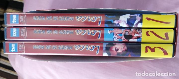 Series de TV: Lorca( muerte de un poeta , serie rtve).No capitulo piloto.Miniserie completa e impecable! - Foto 2 - 288077983