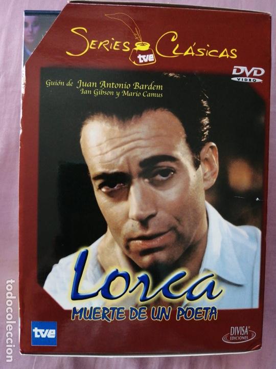 Series de TV: Lorca( muerte de un poeta , serie rtve).No capitulo piloto.Miniserie completa e impecable! - Foto 4 - 288077983