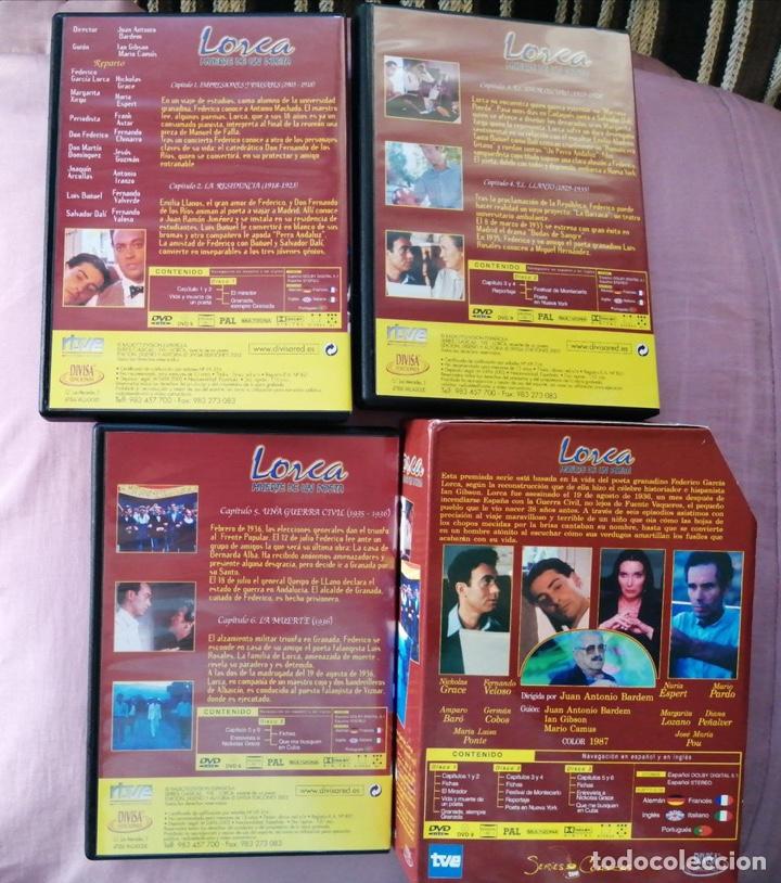 Series de TV: Lorca( muerte de un poeta , serie rtve).No capitulo piloto.Miniserie completa e impecable! - Foto 5 - 288077983